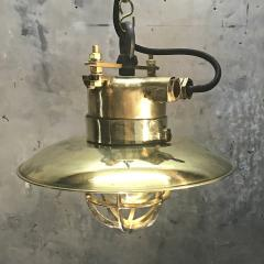 Bronze Brass Cage Pendant by Wiska - 1021147