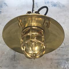 Bronze Brass Cage Pendant by Wiska - 1021164