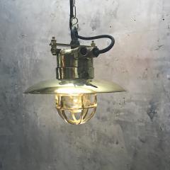 Bronze Brass Cage Pendant by Wiska - 1021185