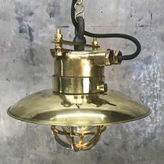 Bronze Brass Cage Pendant by Wiska - 1021186