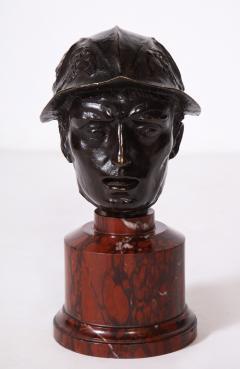 Bronze Bust of Perseus - 1933940