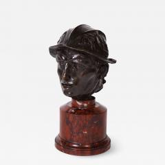 Bronze Bust of Perseus - 1935346