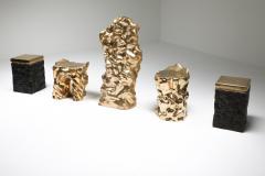 Bronze Lava Sculpture 2010 - 1585430