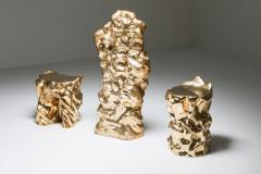 Bronze Lava Stool 2010 - 1585442