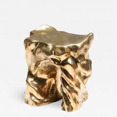 Bronze Lava Stool 2010 - 1586291