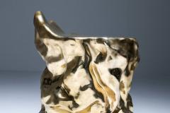 Bronze Lava Stool II 2010 - 1585449