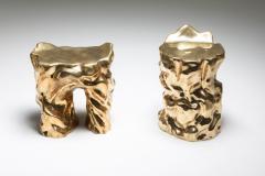 Bronze Lava Stool II 2010 - 1585452