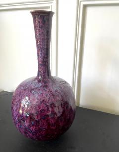 Brother Thomas Bezanson Large Ceramic Vase by Brother Thomas Bezanson - 2078041