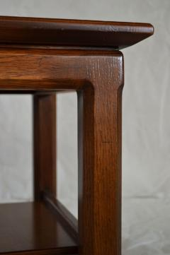 Brown Saltman Matched Pair of Stone Inlayed End Tables from Brown Saltman - 572746