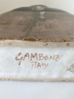 Bruno Gambone BRUNO GAMBONE CERAMIC VASE - 1929560