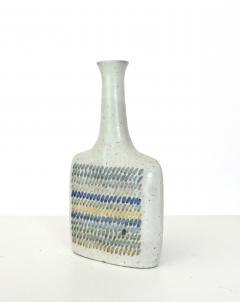 Bruno Gambone Bruno Gambone Polychrome Italian Ceramic Vase or Bottle - 567615