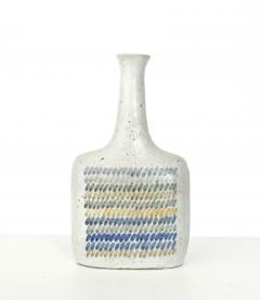 Bruno Gambone Bruno Gambone Polychrome Italian Ceramic Vase or Bottle - 567616