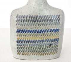 Bruno Gambone Bruno Gambone Polychrome Italian Ceramic Vase or Bottle - 567618