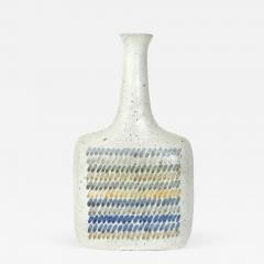 Bruno Gambone Bruno Gambone Polychrome Italian Ceramic Vase or Bottle - 568601