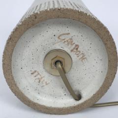 Bruno Gambone Ceramic Lamp Base by Bruno Gambone - 614057