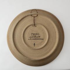 Bruno Gambone LARGE BRUNO GAMBONE PLATE - 1236394