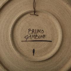 Bruno Gambone LARGE BRUNO GAMBONE PLATE - 1236396