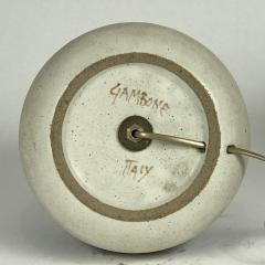 Bruno Gambone Pair of Ceramic Lamps by Bruno Gambone - 512112