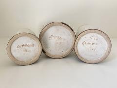 Bruno Gambone Set of Three Bruno Gambone Vases - 2110269