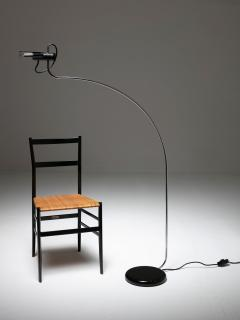 Bruno Gecchelin Wing Floor Lamp by Bruno Gecchelin for O Luce - 1079472