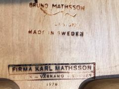 Bruno Mathsson Bruno Mathsson Annika Coffee Table - 1120923