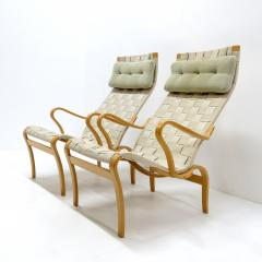 Bruno Mathsson Bruno Mathsson Miranda Lounge Chairs - 1038808