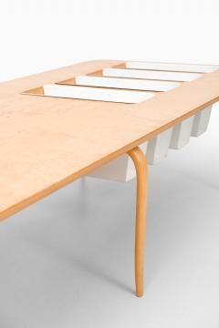 Bruno Mathsson Bruno Mathsson Side Magazine Table by Karl Mathsson in V rnamo Sweden - 1780308