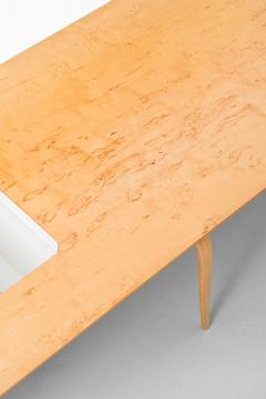 Bruno Mathsson Bruno Mathsson Side Magazine Table by Karl Mathsson in V rnamo Sweden - 1780313