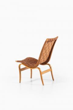 Bruno Mathsson Easy Chair Model Eva Produced by Karl Mathsson in V rnamo - 1857279