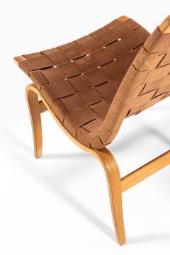 Bruno Mathsson Easy Chair Model Eva Produced by Karl Mathsson in V rnamo - 1857282