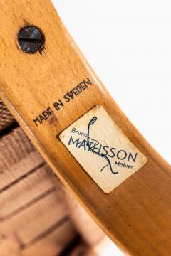 Bruno Mathsson Easy Chair Model Eva Produced by Karl Mathsson in V rnamo - 1857284