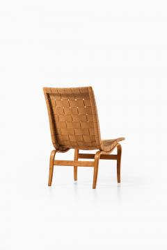 Bruno Mathsson Easy Chair Model Eva Produced by Karl Mathsson in V rnamo - 1857288