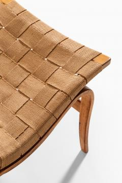 Bruno Mathsson Easy Chair Model Eva Produced by Karl Mathsson in V rnamo - 1857289