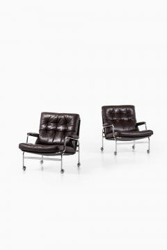 Bruno Mathsson Easy Chairs Model Karin Produced by DUX - 1851880