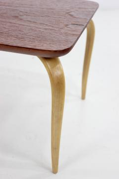 Bruno Mathsson Extremely Rare Diminutive Anika Table Designed by Bruno Mathsson - 983971