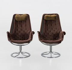 Bruno Mathsson Jetson Easy chair x2 - 1542415