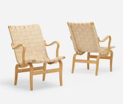 Bruno Mathsson Pair of Eva Chairs by Bruno Mathsson - 1661475