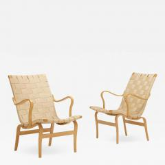 Bruno Mathsson Pair of Eva Chairs by Bruno Mathsson - 1662305