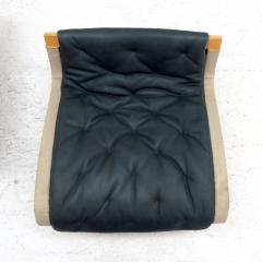 Bruno Mathsson Pernilla Lounge Chair with Ottoman by Bruno Mathsson for DUX - 584297