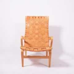 Bruno Mathsson Pernilla2 lounge chair Bruno Mathsson - 808112