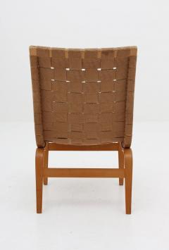 Bruno Mathsson Scandinavian Easy Chairs Eva by Bruno Mathsson 1940s - 1114778