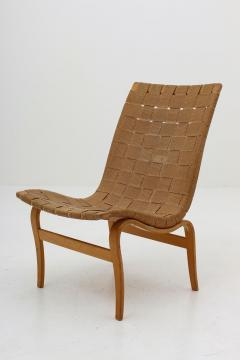 Bruno Mathsson Scandinavian Easy Chairs Eva by Bruno Mathsson 1940s - 1114779