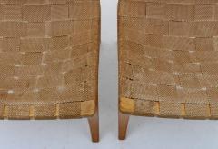Bruno Mathsson Scandinavian Easy Chairs Eva by Bruno Mathsson 1940s - 1114780