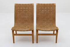 Bruno Mathsson Scandinavian Easy Chairs Eva by Bruno Mathsson 1940s - 1114783
