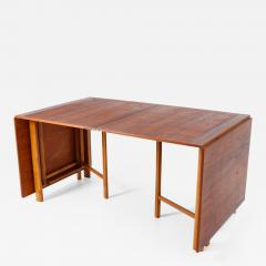 Bruno Mathsson Swedish Table Maria Flap by Bruno Mathsson 1960s - 1144656
