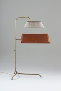 Bruno Mathsson Very Rare Reading Stand with Light by Bruno Mathsson - 1144338