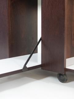 Bruno Munari Auriga bar cart for Stildomus - 1118371