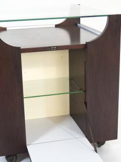 Bruno Munari Auriga bar cart for Stildomus - 1118372
