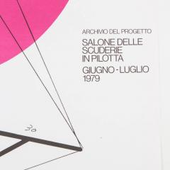 Bruno Munari Bruno Munari Original Poster - 798791