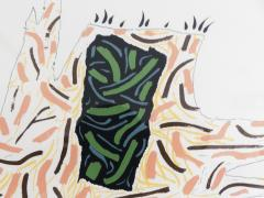 Bruno Munari Ricostruzione teorica di un oggetto immaginario Silkscreen Print for Danese - 1065077